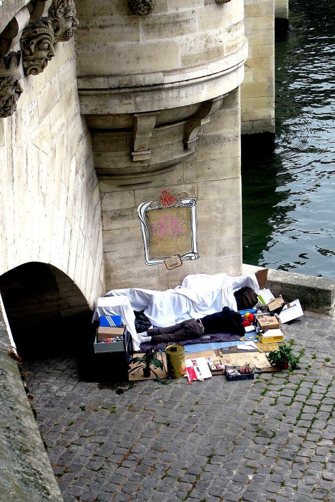 19 Sur les quais, Pont neuf de paris