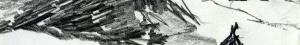 22_Piéton du Sahara croquis bandeaux