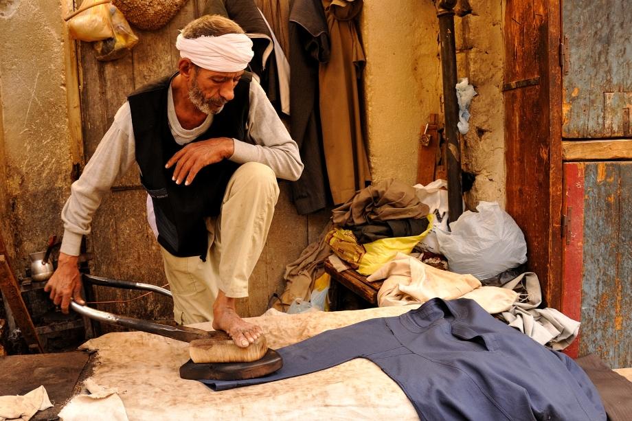 29 Boutique du repasseur égyptien