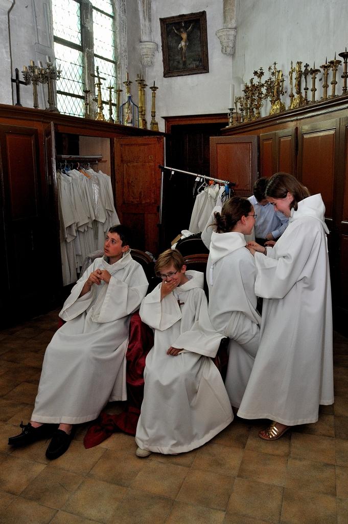 47 Malices dans la sacristie Vendome
